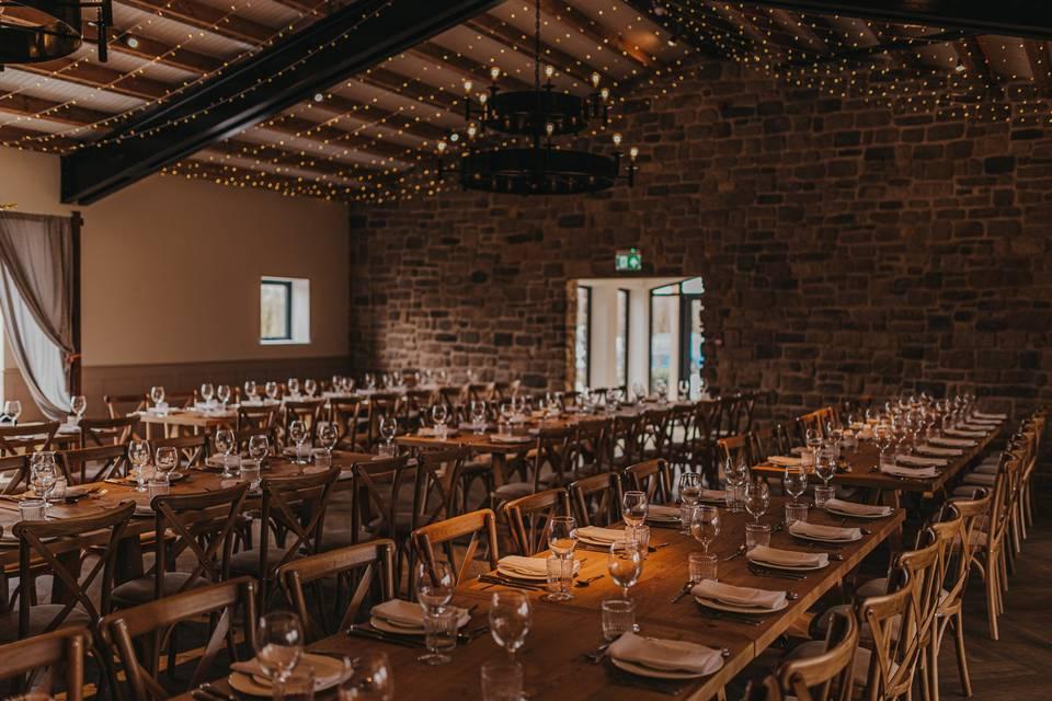 Stretton Manor Barn - Interior