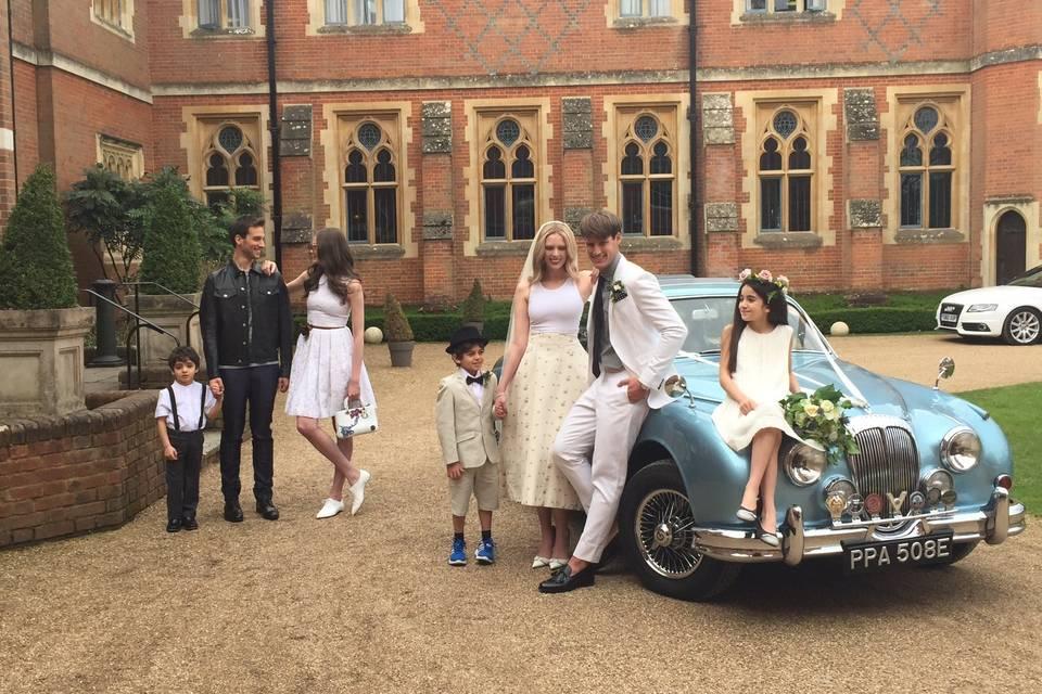 Morse Wedding Car Hire