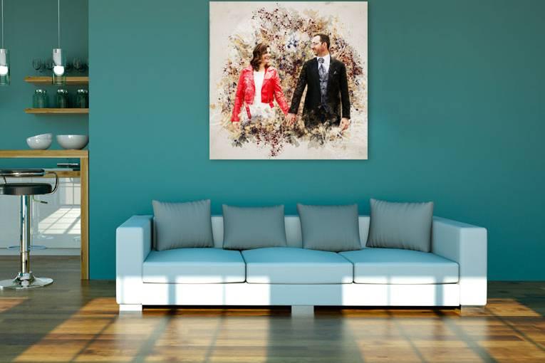 Canvas or PVC Print