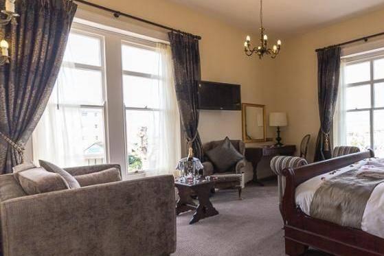 Onsite accommodation