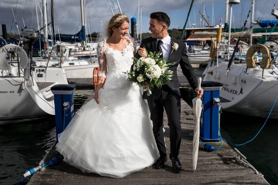 Nautical nuptials