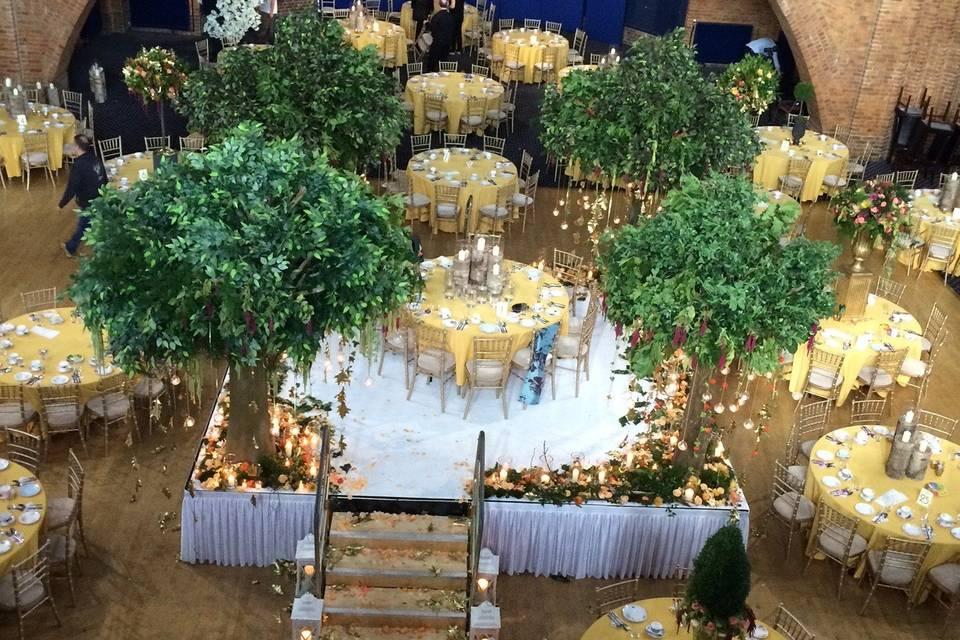 Great Hall Reception