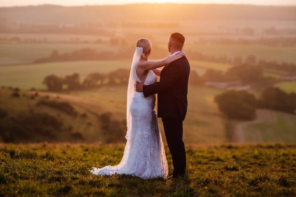 Wedding in Petersfield