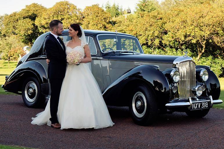 Bentley Wedding Cars Northern Ireland