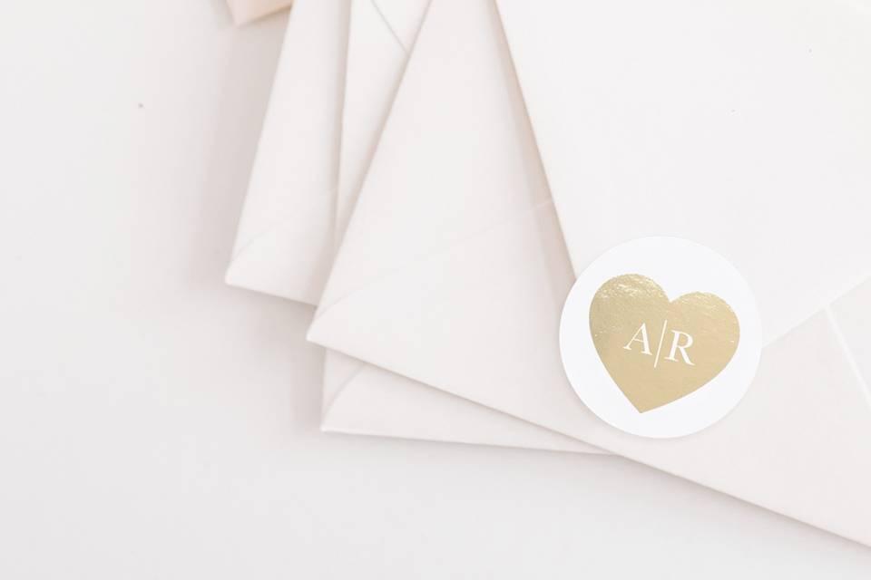Foil envelope seals