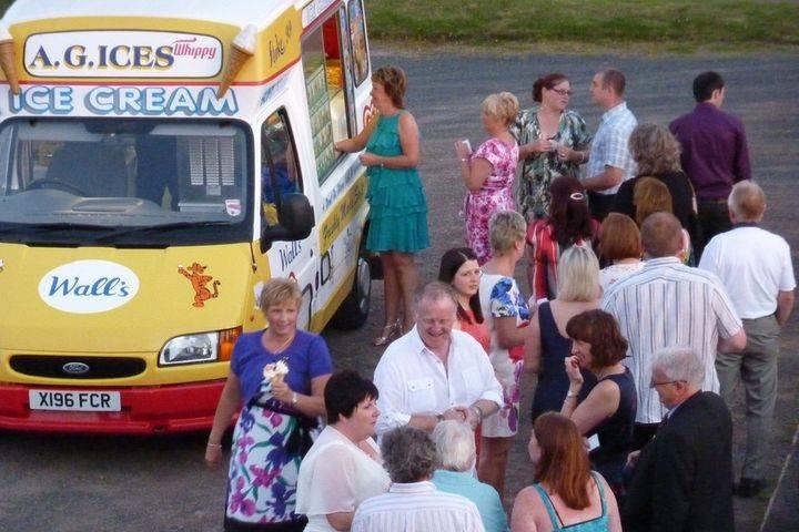 A. G. Ices - Ice Cream Van
