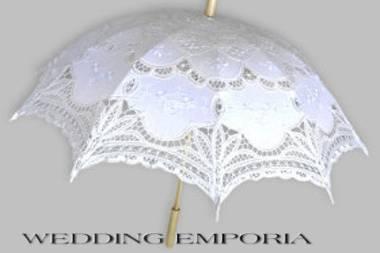 Cotton Wedding Umbrella