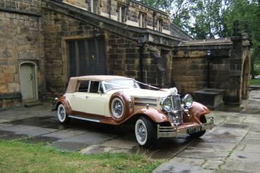 Unique Wedding Cars Yorkshire