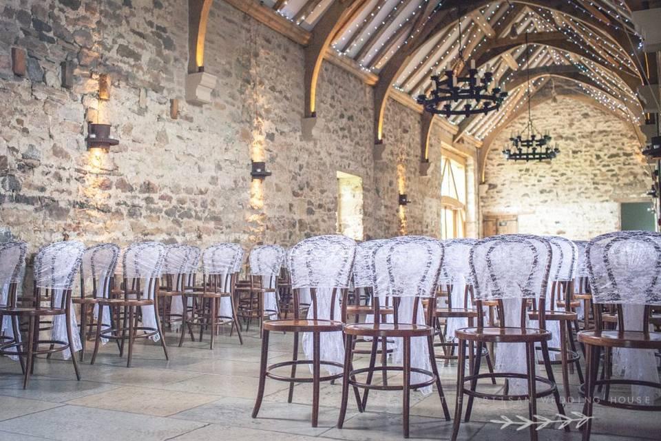 The Artisan Wedding House