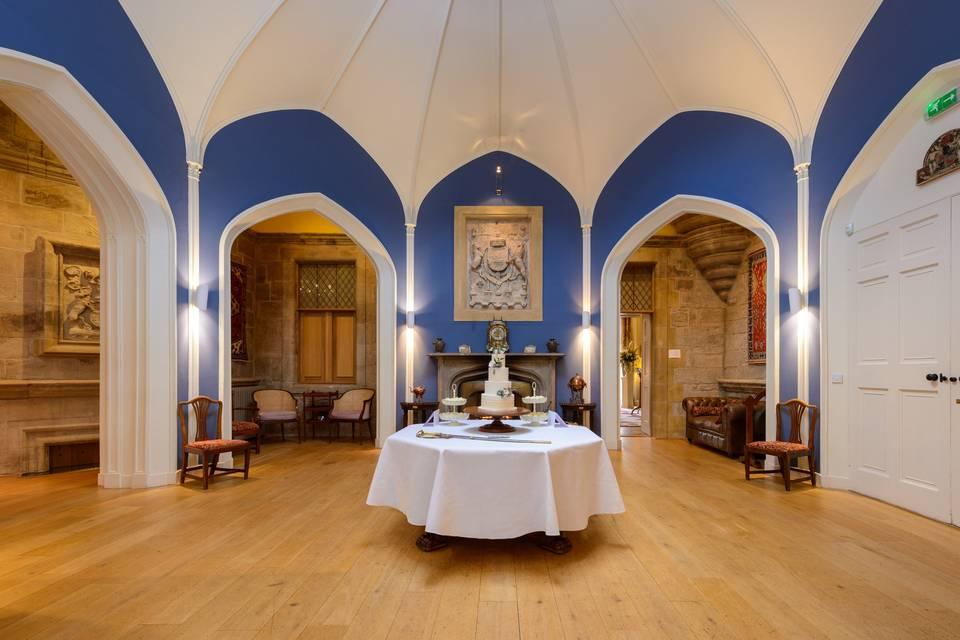 Stunning Octagon Hall