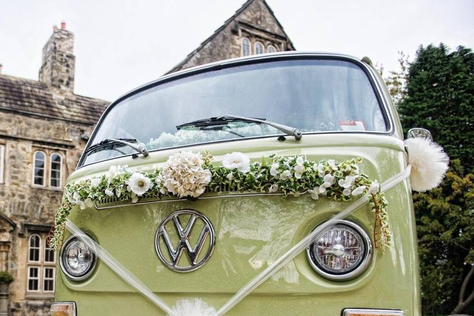 My Wedding Bus