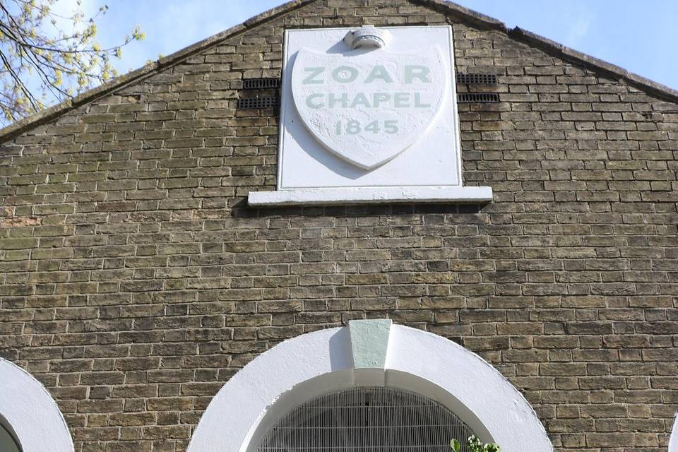 City Wall Tower - Historic Chapel for Weddings & Events