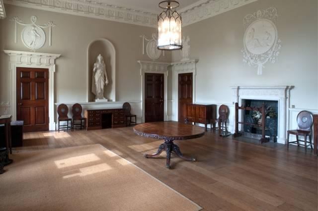The Portico Room