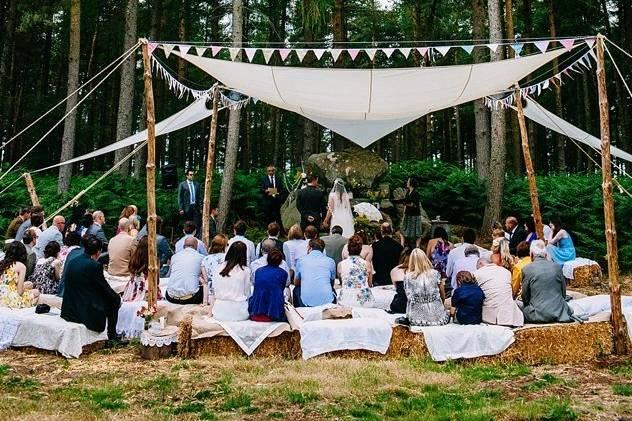 Swinton Bivouac ceremony