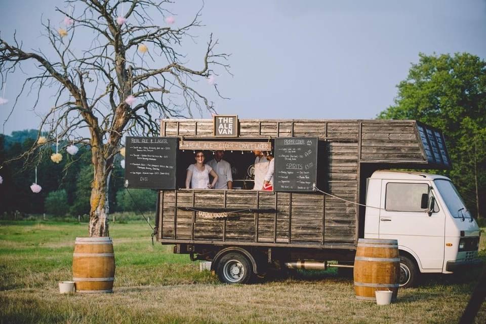 The Ale Van