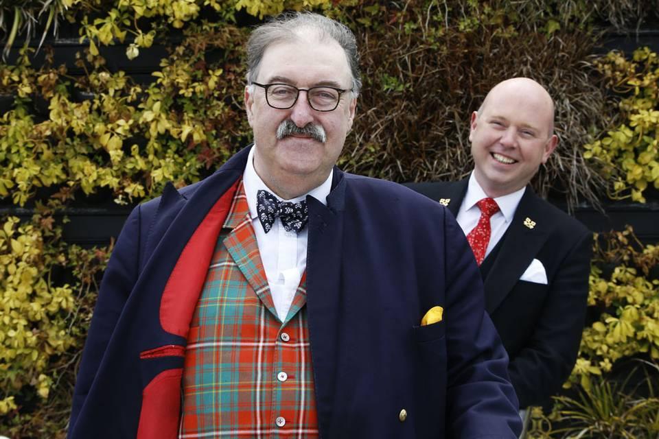 Jonathan Sayers and W. Thomson