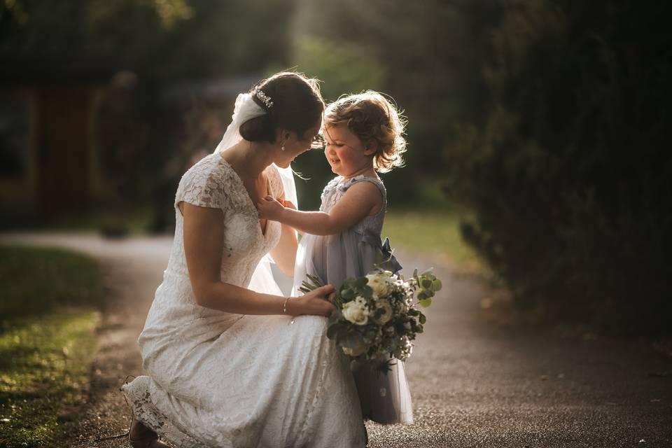 A precious moment - Blue Lily Weddings