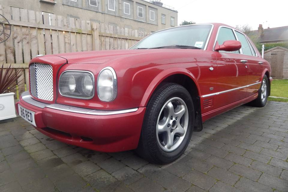 Abbey Wedding Cars - Falkirk