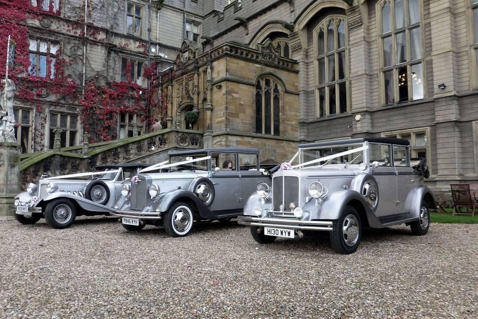 Silver Star Wedding Cars