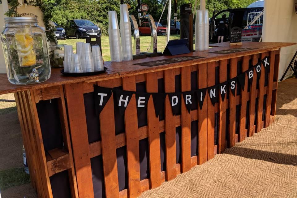 The Drinks Box - Bar Hire