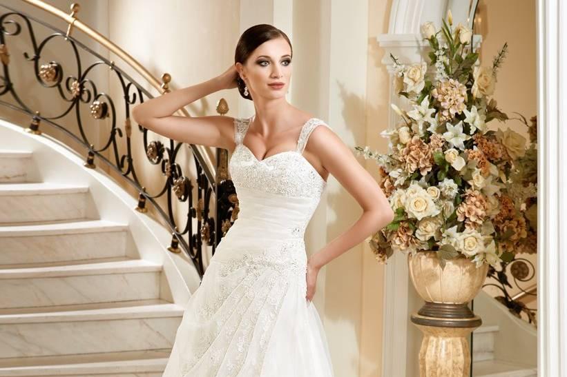 Little Anne-Maids - Wedding Dress