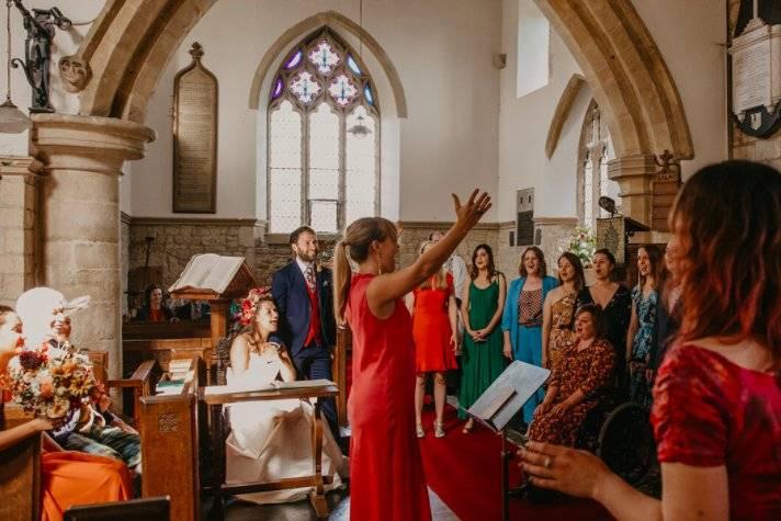 Some Voices - Wedding Choir