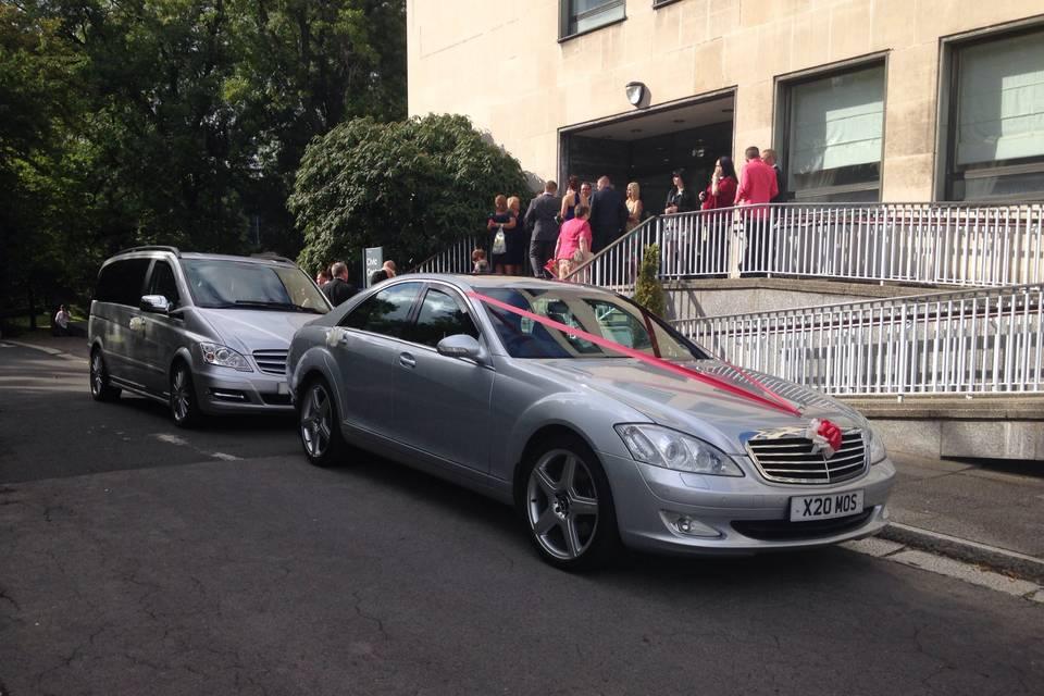 S-Class Mercedes Benz