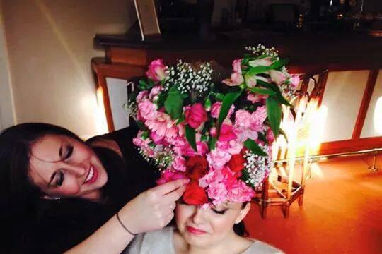 Floral shoot