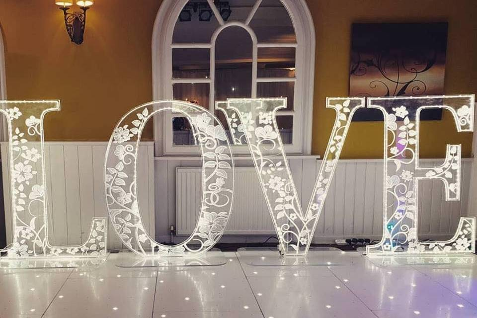 Love on the dancefloor