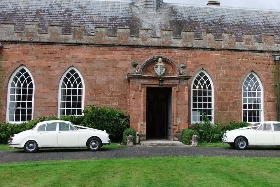 Vale Vintage Wedding Cars