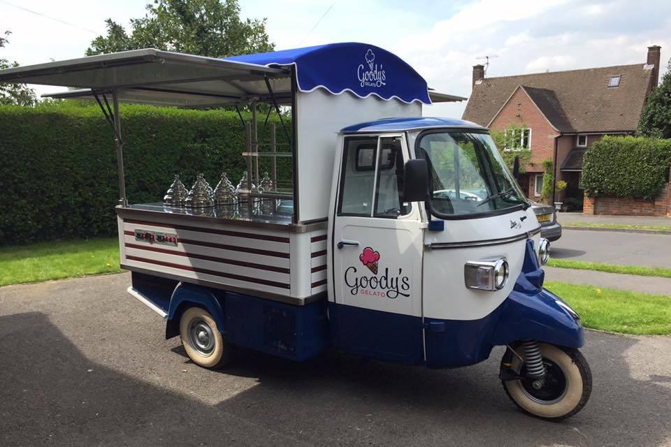 Goody's Gelato - Ice Cream