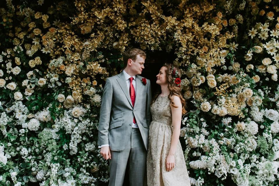 The happy couple - Anna Mathilda Photography