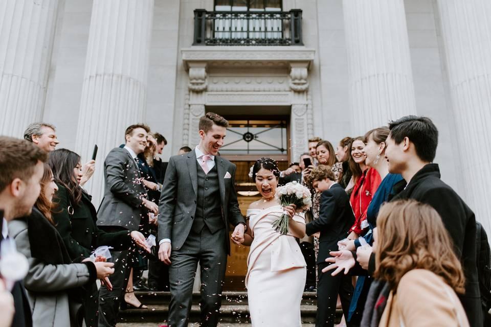 Newlyweds - Anna Mathilda Photography