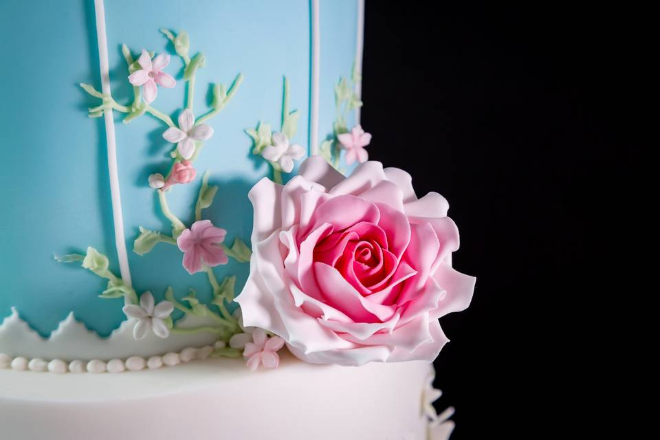 Rose Petal Cake Company