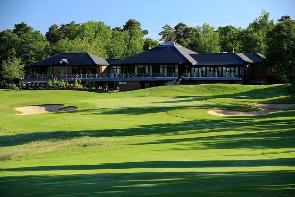 Bearwood Lakes Golf Club 2