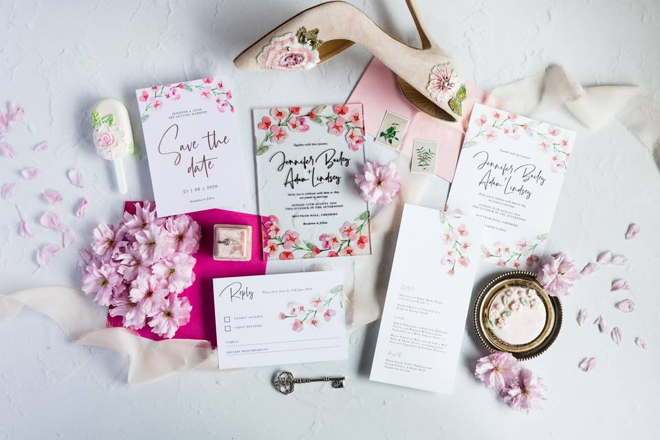 Paper Swan Stationery