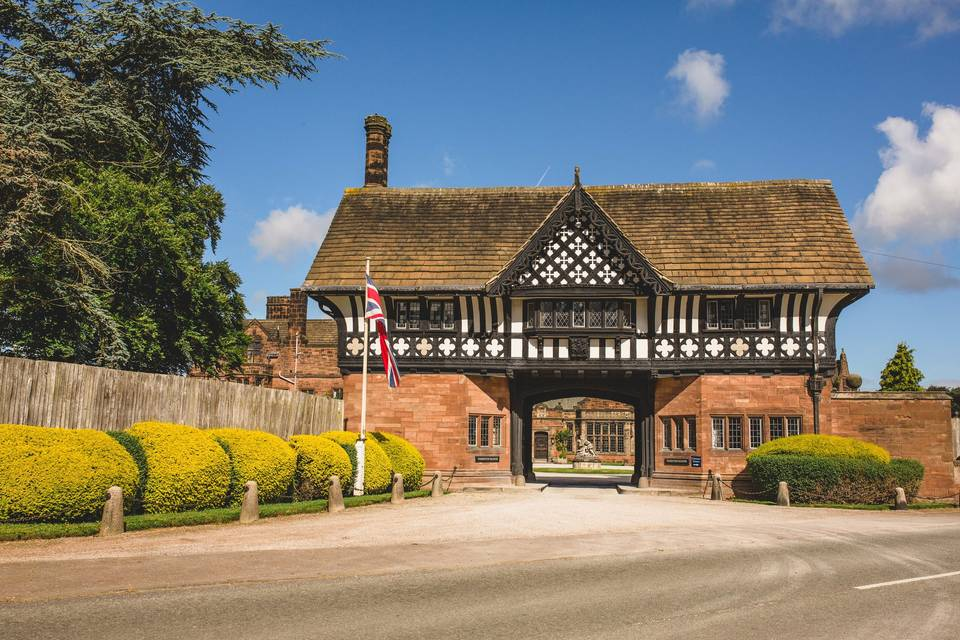 The Gate House - Photographed by Lesley Meredith Photography
