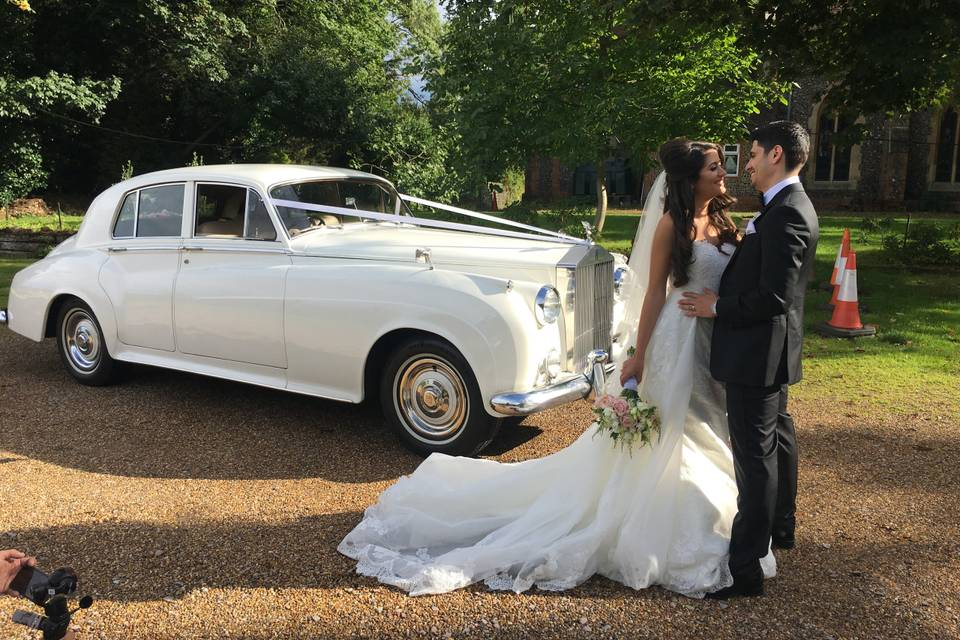 Elegance Wedding Cars London