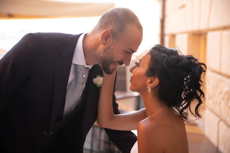 Photographers Giuseppe Blundo - A romantic moment