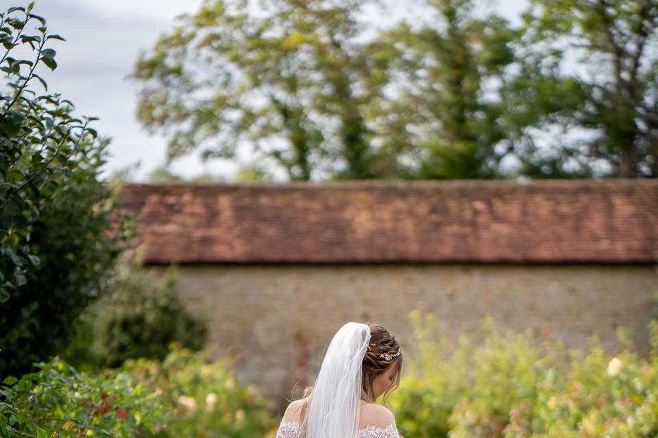 Bride - The Walled Garden