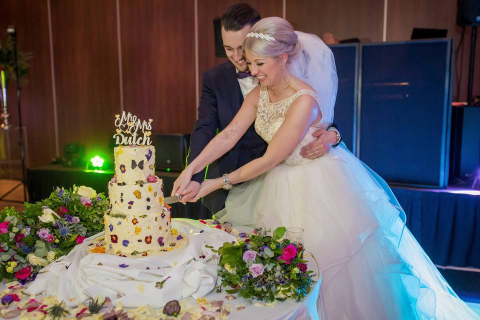 The Sugared Thistle Cake Co