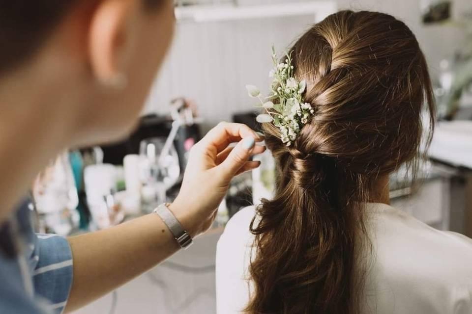 Hayley McCourt Professional Makeup Artist and Hair Stylist