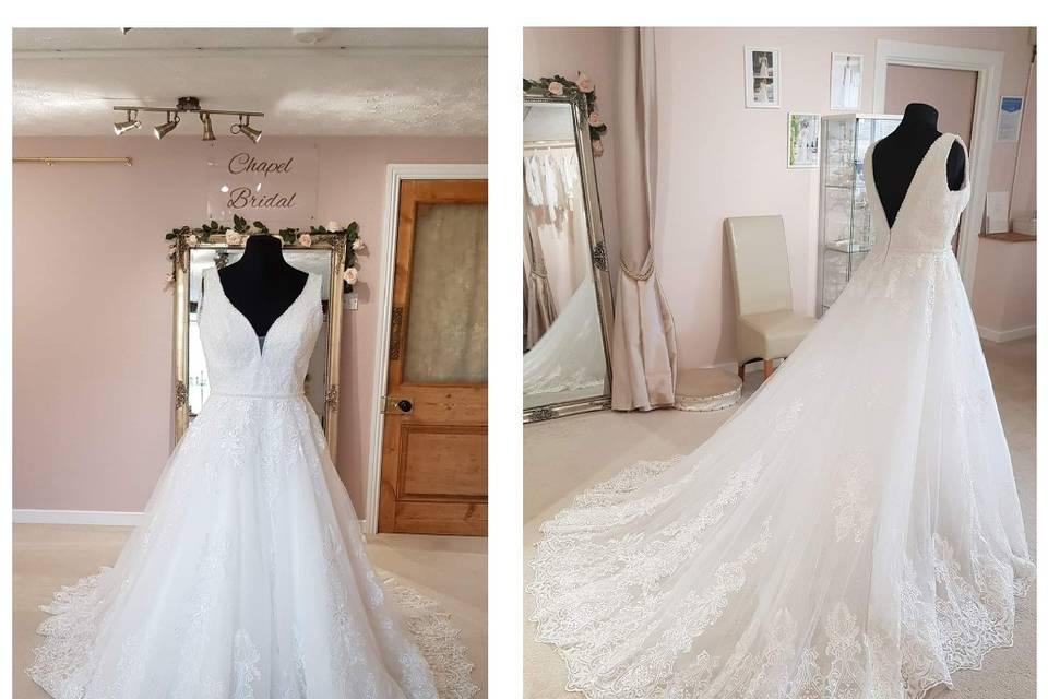 Chapel Bridal