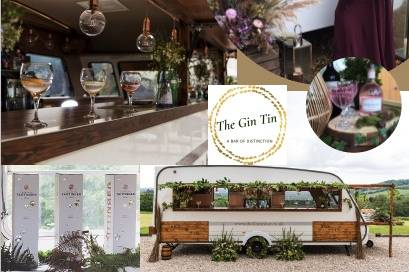 The Gin Tin Bar - Gin and Everything