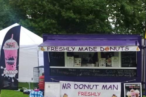 Mr Donut Man