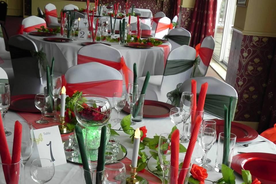 Jambo decorations services