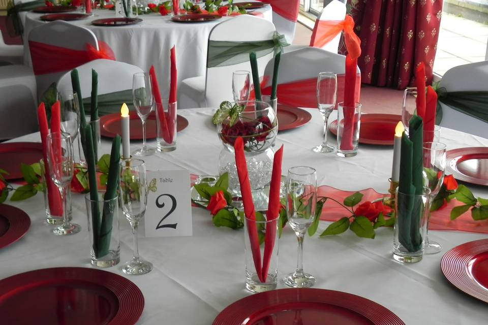 Jambo Decorations and Catering Services
