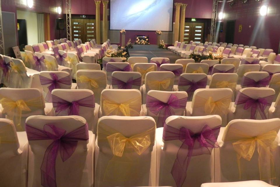 Jambo decorations and catering