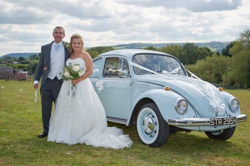 Vale VW Wedding Hire