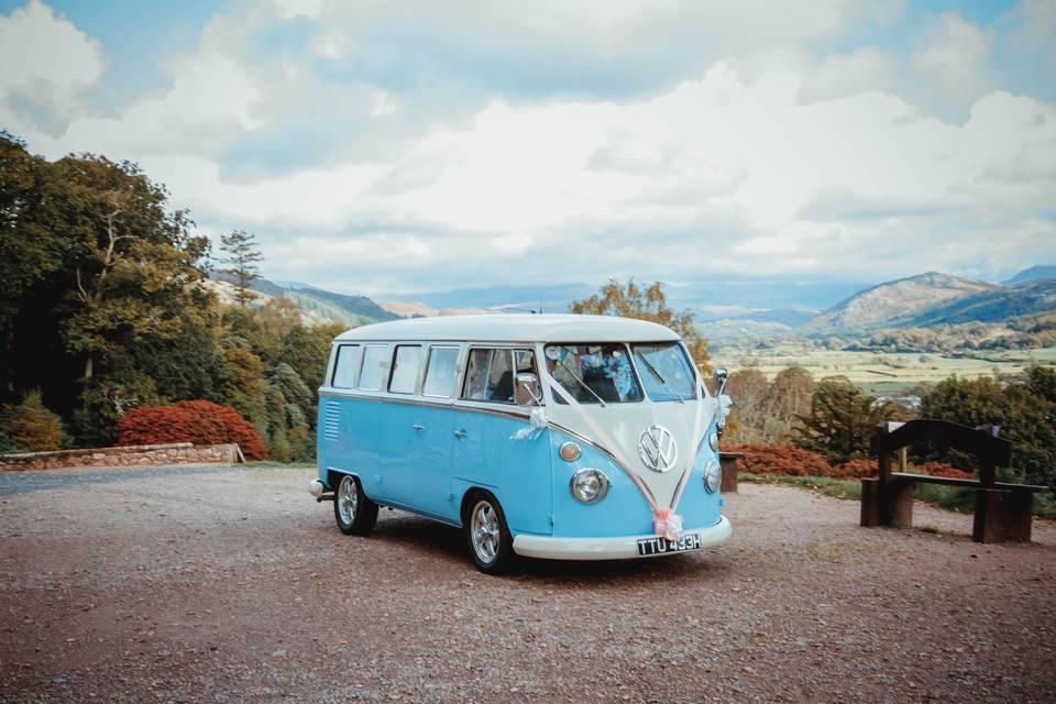 Little Blue Bus